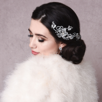 ELITE COLLECTION - STARLET ALLURE HEADPIECE - HP133
