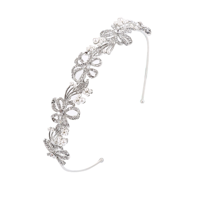 ATHENA COLLECTION - CHIC CRYSTAL TREASURE HEADBAND AHB-7
