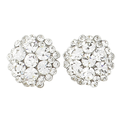 Sophie Swarovski Crystal Earrings - SASS-Clear
