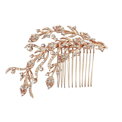 SASSB COLLECTION - EXQUISITE TREASURE COMB - ROSE GOLD